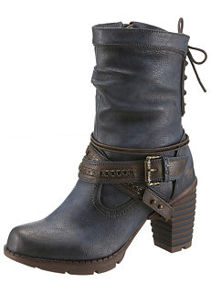 aa2269313c5ed Shop for Mustang   Boots   Womens   online at Lookagain