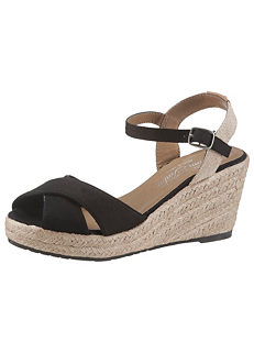 c9f3ce52ea2 High Wedge Sandals by Tom Tailor