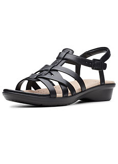 2cac6c2ccc4a Loomis Katey Multi Strap Sandals by Clarks
