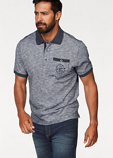 e1ac6400081d Mottled Polo Shirt by Man s World