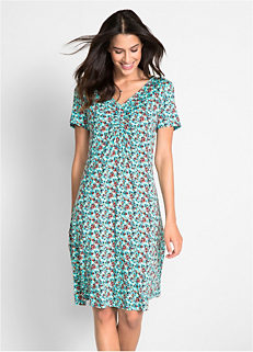86f1f660961 Layered Floral Print Maxi Dress. bpc bonprix collection. £39.99 · Ruched  Jersey Dress