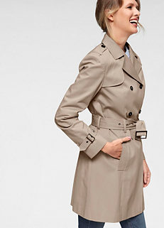 5bc2416dae3 Trenchcoat with Belt by Cheer