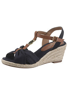 9008d877e5e Wedge Sandals by Tom Tailor