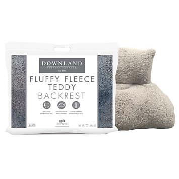 Downland Fluffy Fleece V Shape Pillow