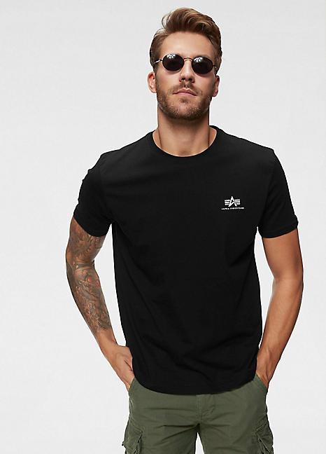 niesamowita cena przedstawianie Los Angeles 'Basic' T-Shirt by Alpha Industries