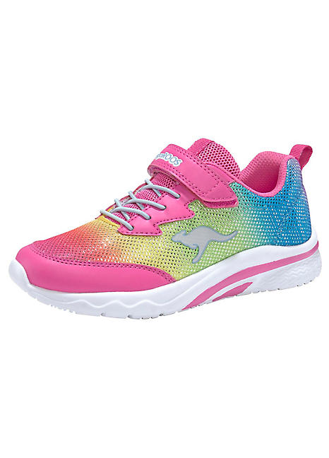 Daisy' Glitter Kids Trainers by