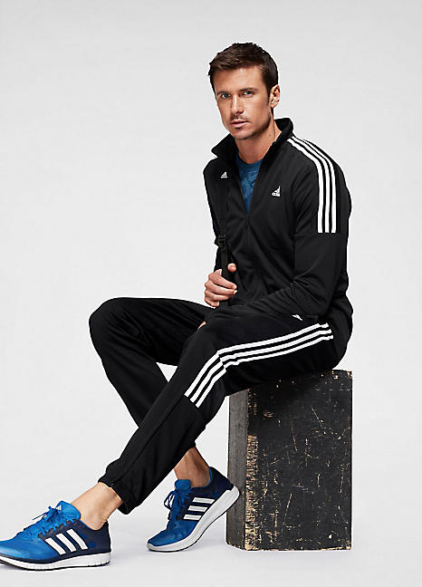 Señor Variedad Ejercicio mañanero  Team Sports' Tracksuit by adidas Performance | Look Again