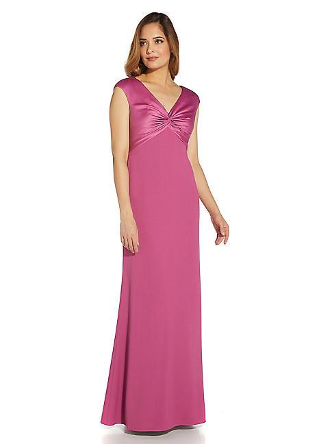18ct Gold Moissanite Three Stone Ring by Charles & Colvard
