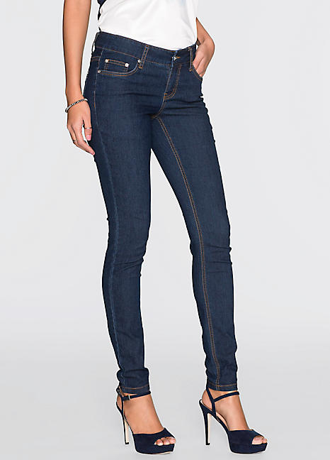 8fc71fec7a30 Classic Skinny Jeans by Bonprix   Look Again