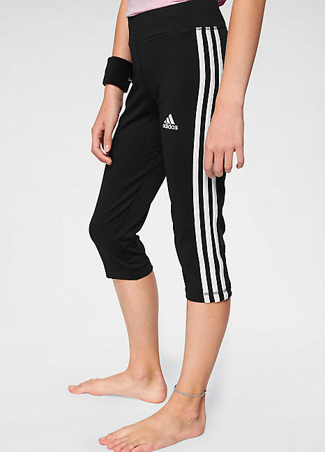 Adidas Cropped Cropped Performance Performance Cropped Leggings By By Leggings Adidas CerxodB