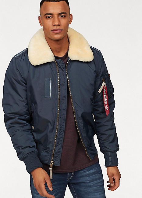 newest collection ddfb7 a2231 Injector III' Bomber Jacket by Alpha Industries