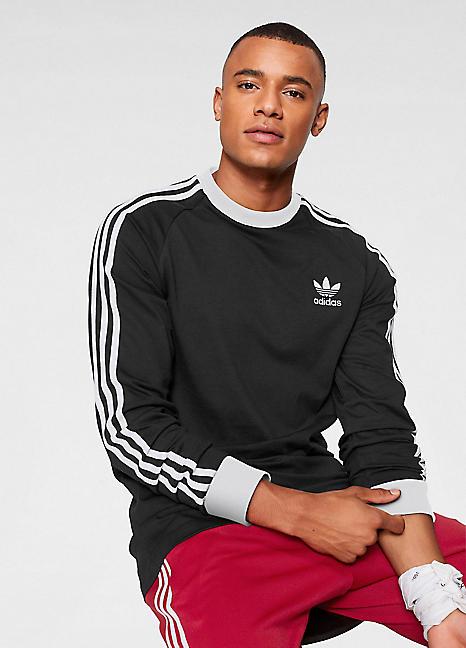 Long Sleeve Top by adidas Originals