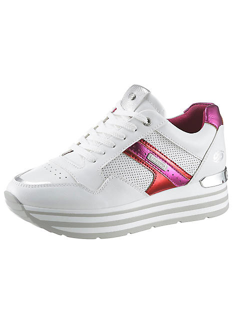 Platform Trainers by Dockers by Gerli