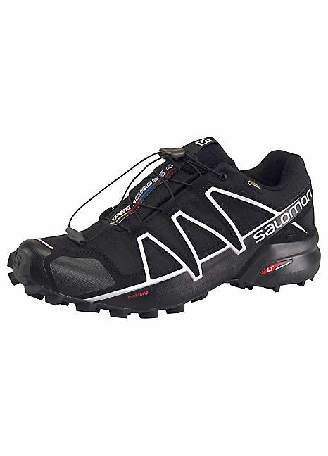 magasin d'usine f4e65 6b7ec Speedcross 4 Gore-Tex Running Shoes by Salomon