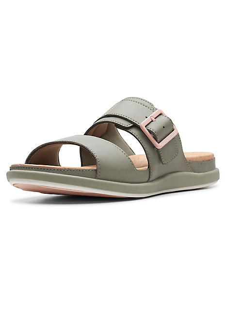 Sandals Step By Tide Strap Buckle Clarks Jude 7Y6gfIvby