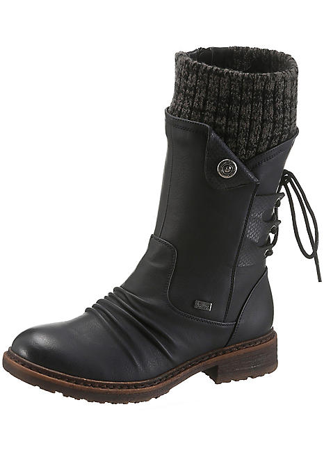 Winter Boots by Rieker   Look Again