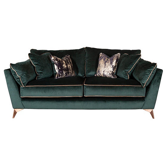 Rococo Piped Sofa Range By Buoyant