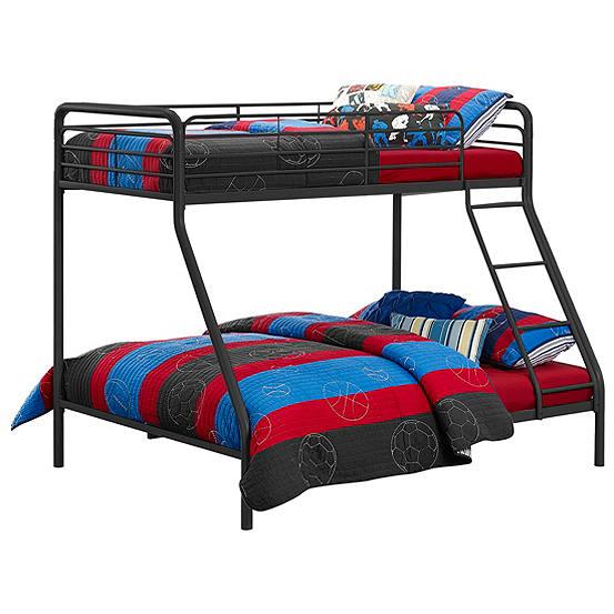 Triple Sleeper Metal Bunk Bed Look Again