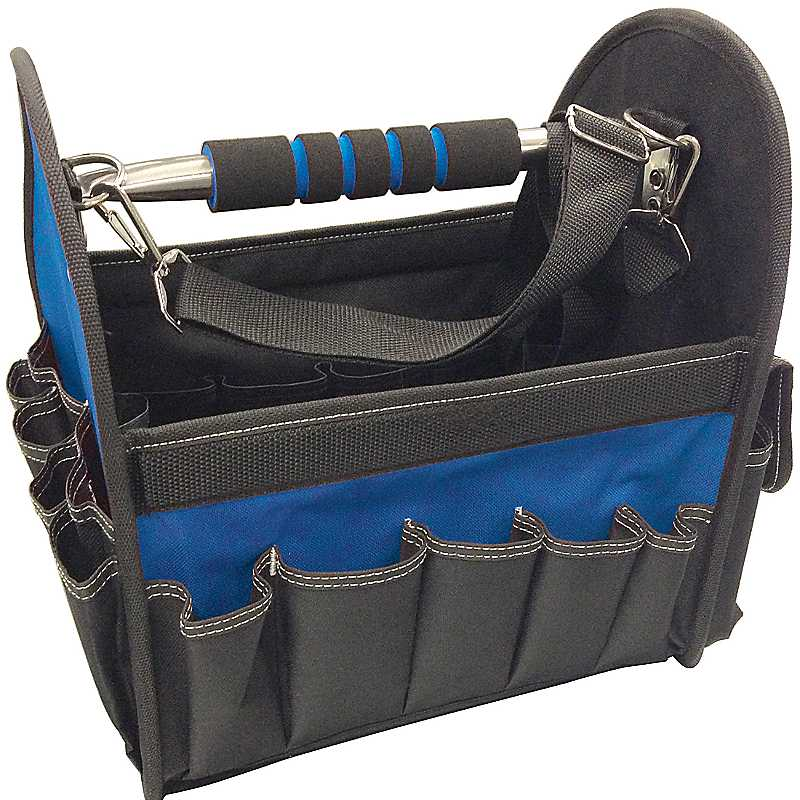12 inch Open Tool Tote Bag