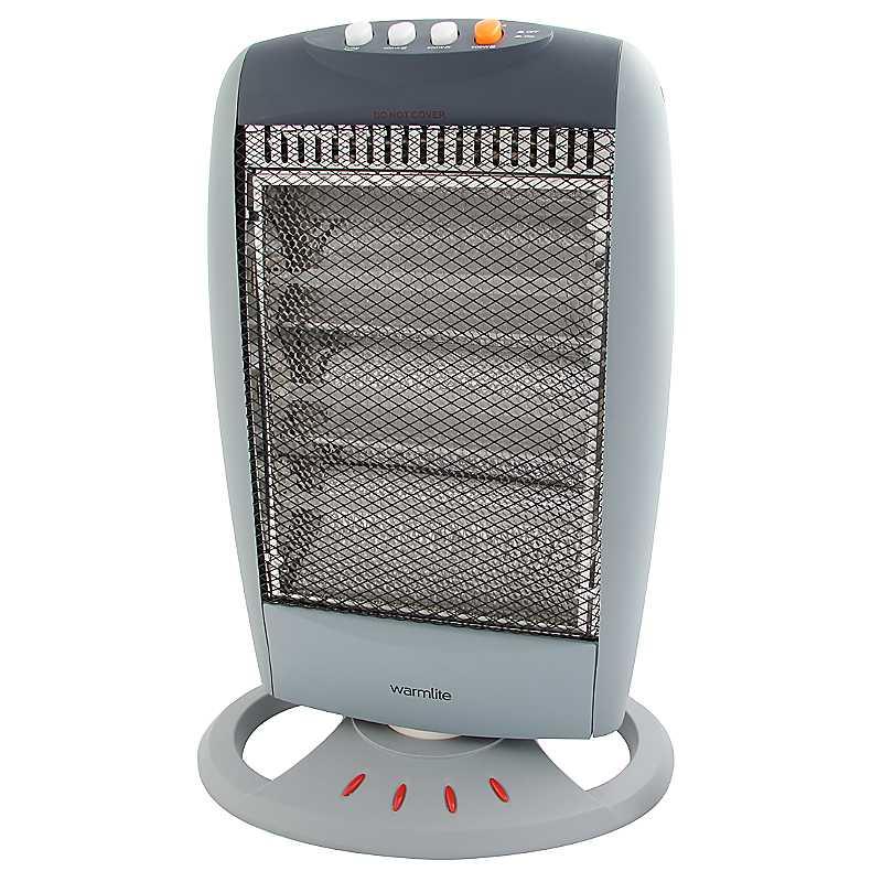 1200W Halogen Heater WL42005 by Warmlite