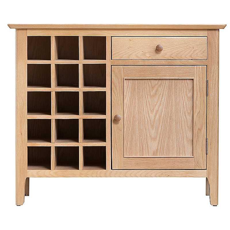 Bakken Wine Cabinet