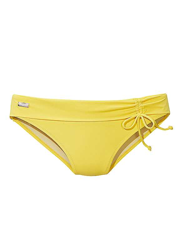 Flip Waist Bikini Briefs by Buffalo