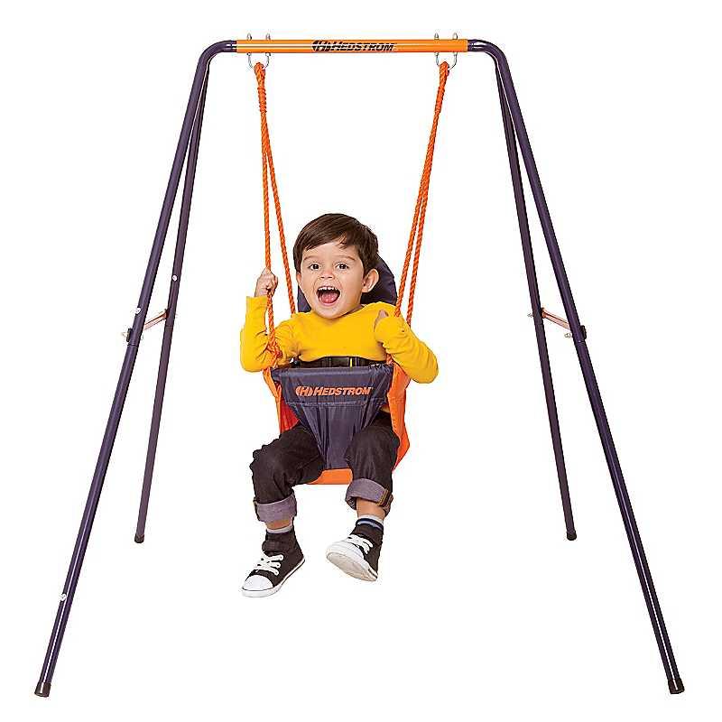 Folding Toddler Swing by Hedstrom