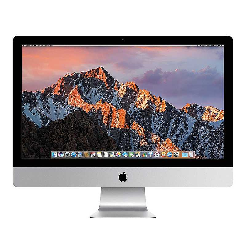 iMac 27 in with Retina 5K display 3.5GHz - Silver by Apple