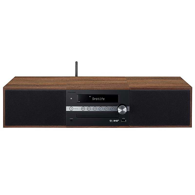 Lifestyle Bluetooth CD Hi-Fi System X-CM 66 D by Pioneer - Black
