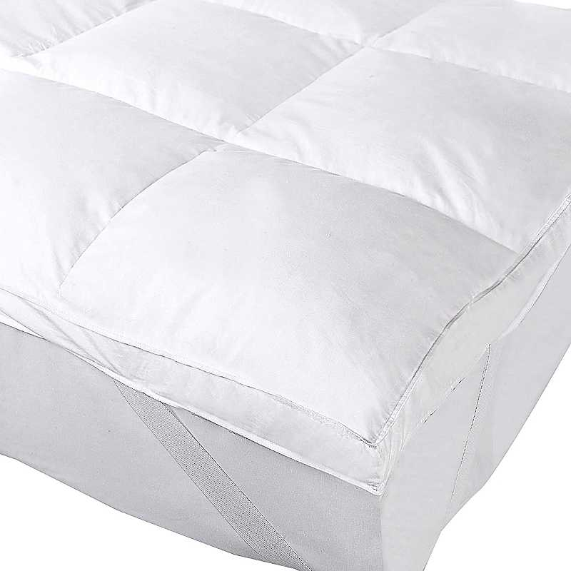Luxury Feather Mattress Topper by Cascade Home