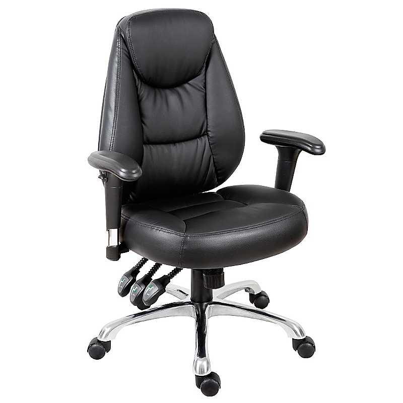 Portland Office Chair by Teknik